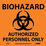 Chemical and HazMat Signs