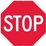 Stop Sign (TM81H)