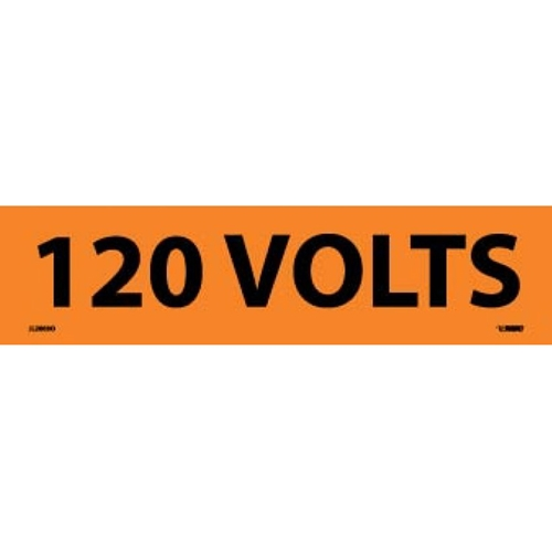 120 Volts Electrical Marker (J2003O)