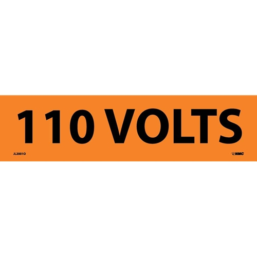 110 Volts Electrical Marker (JL2001O)