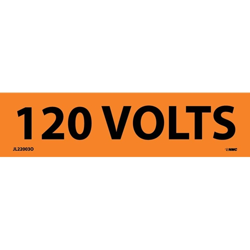 120 Volts Electrical Marker (JL22003O)